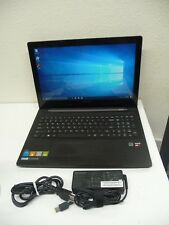 "Lenovo G50-45 15.6"" Laptop AMD A8-6410, AMD Radeon R5 Graphics 8GB RAM 500GB HDD"