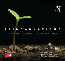 Barber / Quigley / F - Reincarnations-A Century of American Choral Music [New CD