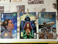 ARIA no #1,2,3 VFN/NM  (1999) special 1ST PRINTING BAGGED & BOARDED IMAGE COMICS