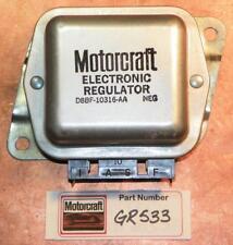 NOS! OEM Motorcraft Alternator Voltage Regulator 1976-86 Ford Mustang D8BF-10316