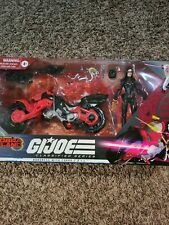 Gi Joe Classified Series Baroness w/Cobra Coil