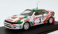 Trofeu 1/43 Scale 049 - Toyota Celica 4X4 Castrol - #3 1st M.Carlo 1993