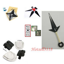 Naruto cosplay Costume Weapon Collection Cosplay Kunai Bag Shuriken
