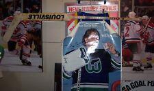 Sean Burke Louisville Game Used Hartford Whalers NHL 1992-93 Hockey Stick