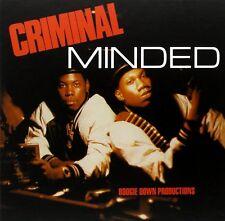 Boogie Down Productions Criminal Minded 17.8cm 45Rpm Vinilo Caja Set 5 Singles