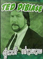 Ted DiBiase Shoot Interview Wrestling DVD,  WWE WWF WCW The Million Dollar Man
