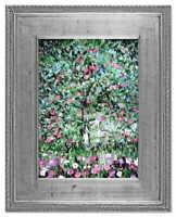 Gustav Klimt - Lebensbaum - Ölgemälde Signiert - mit Rahmen - 102x82cm