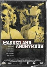 DVD NEUF pas cher  MASKED AND ANONYMOUS BOB DYLAN JESSICA LANGE ...