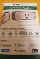 iHome ISP6X Wi-FI Smart Plug - use your voice to control connected devices with