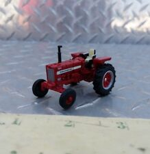 1/64 ERTL custom made farm toy 656 international ih wf wide front tractor cih