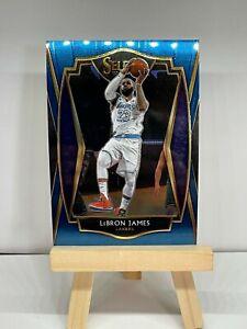 2020 Select LeBron James Premier Base #113 Los Angeles Lakers