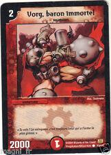Duel Masters n° 80/110 - Vorg, baron immortel  (A3996)