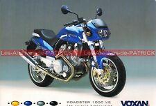 VOXAN 1000 V2 Roadster Carte Postale Moto Motorcycle Postcard