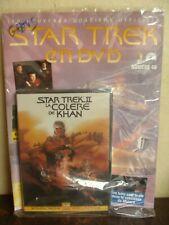 DVD - STAR TREK II + livret - BLISTER - N° 48 - La colère de Khan