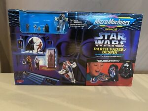 Star Wars Micro Machines Darth Vader/ Bespin
