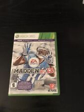 XBOX 360 Madden 13 (Tested) NFL