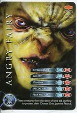 Torchwood TCG Trading Card #002 Angry Fairy