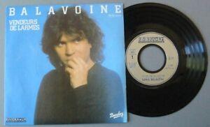 Daniel BALAVOINE 45 Tours  Vendeurs de larmes  (1982)