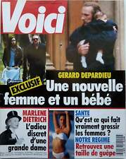 Mag 1992: DEPARDIEU_MARLENE DIETRICH_PATRICK DEWAERE_LIANE FOLY_MICK JAGGER