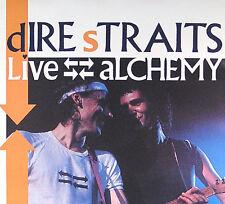 DIRE STRAITS 1984 ALCHEMY (LIVE) PROMO POSTER ORIGINAL