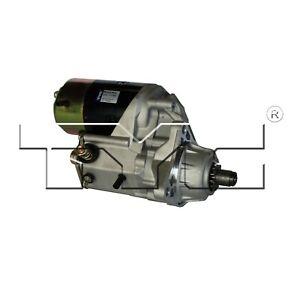 For Dodge Ram 2500 3500 5.9L L6 DIESEL 1994-2002 Starter Motor TYC 1-17548