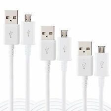 3x OEM Rapid Charge Micro USB Cable Fast Quick Charging Sync Cord Android Phones