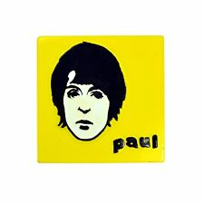 The Beatles Paul McCartney Fab 4 Fridge Magnet Gift Souvenir Collectable