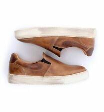 Bed Stu Women's Hermione Slip-On Sneaker - Tan Rustic Size 10 11 NIB