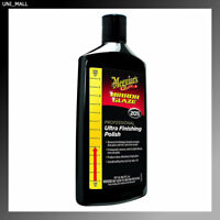 Meguiar's New M205 Mirror Glaze Ultra Finishing Polish - 8 oz.