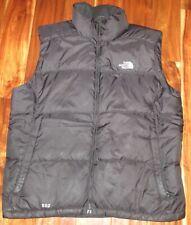 The North Face Authentic Men's 550 Goose Down Vest Black size XL