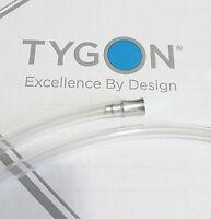 "Tygon 2375 tubing 8mm + ALUMINIUM PLUG reservoir hose ID 12"" 30cm length TBE.009"