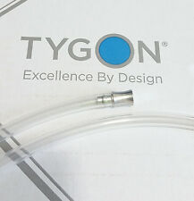 "Tygon 2375 tubing 6mm+ ALUMINIUM PLUG reservoir hose ID 12"" 30cm length TBE.003"