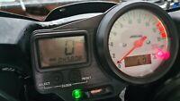 2001 Yamaha R6 5MT 5EB 45k Miles Instrument Cluster Clocks Speedo Dash MPH