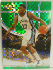 2005-06 Topps Finest Rudy Gay SP Green Xfractor Rookie # 5 / 79
