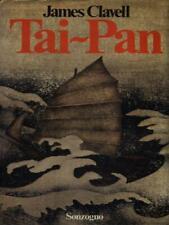 TAI-PAN  CLAVELL JAMES  SONZOGNO 1979