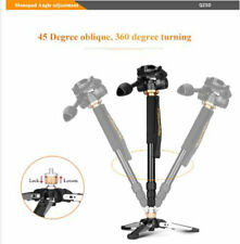 QZSD Q168 Aluminum Camera Tripod &Monopod Stand Base With Head For Sony Nikon