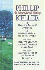 Phillip Keller The Inspirational Writings 4 in 1 Psalm 23 Lord's Prayer Shepherd