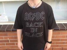 AC/DC Back in Black shirt