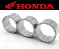 Set of (3) Honda PC800 Exhaust Muffler Silencer Pipe Connector Joint Gasket