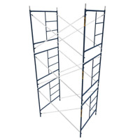 MetalTech Scaffold Saferstack 7 ft. x 5 ft. x 5 ft. Mason (Set of 3)