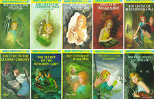 NANCY DREW by Carolyn Keene MATCHING HARDCOVER Collection Set Books 21-30!