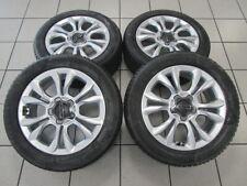NEU Alu Winterräder orig Fiat MOPAR 500X 17 Zoll 6AN55U3JAA 735624967 MH11092001
