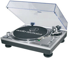 Audio Technica AT-LP120-USB Turntable [New Turntable] Built-In Preamp, Black,