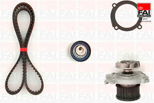 TIMING BELT KIT WITH WATER PUMP FOR FIAT PUNTO TBK371-6296 OEM QUALITY