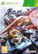 Soul Calibur V (Xbox 360) BRAND NEW SEALED FIGHTING