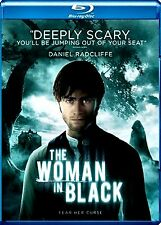 NEW BLU-RAY // The Woman in Black //Daniel Radcliffe, Ciarán Hinds, Janet McTeer