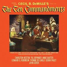 The Ten Commandments - Original Score - Limited Edition - Elmer Bernstein