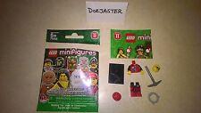 LEGO Mountain Climber - Minifigures series 11 - 71002 NEW never assembled 2013