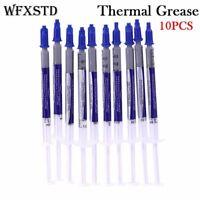 Processor Gpu Cooling Silicone Fan Thermal Grease Paste Compound Cpu Heatsink
