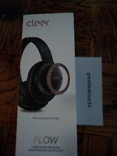 Cleer FLOW - Black Wireless Noise Canceling Headphone